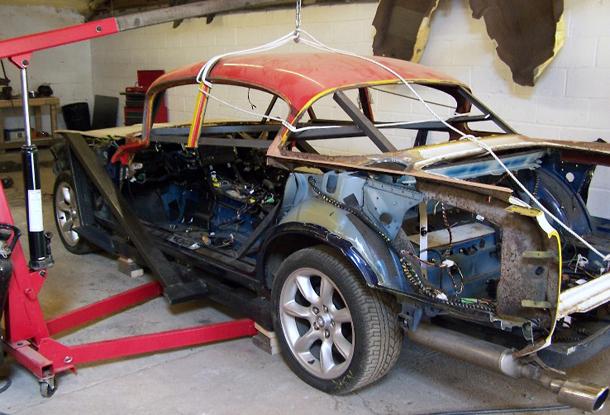 Vauxhall Cresta XJR