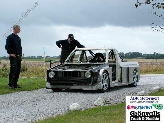 ABR Golf Racing Caddy