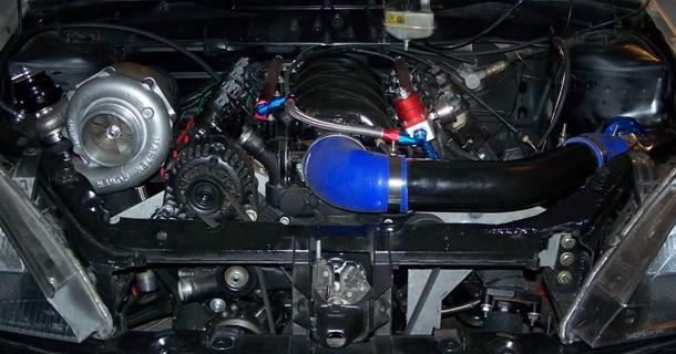 LSX Ford Focus