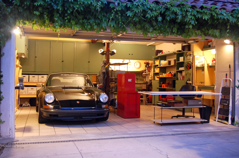 My favourite garage