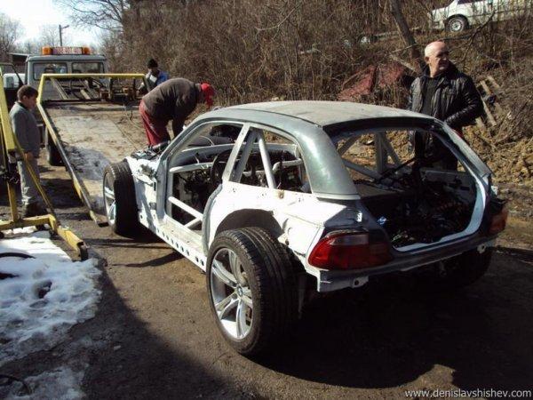 V10 BMW Z3