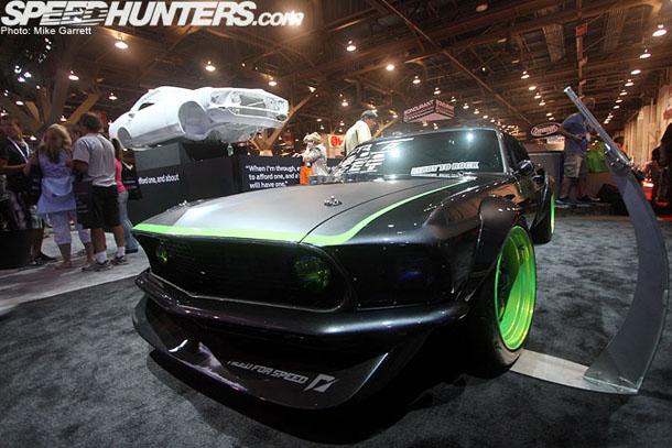 RTR-X Mustang Speedhunters