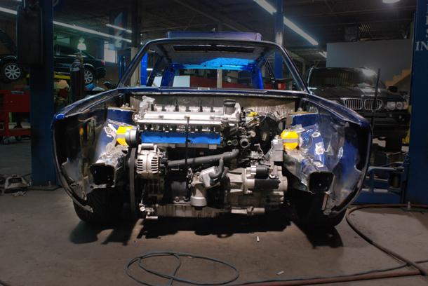 Eurowise AWD Mk1 GTI