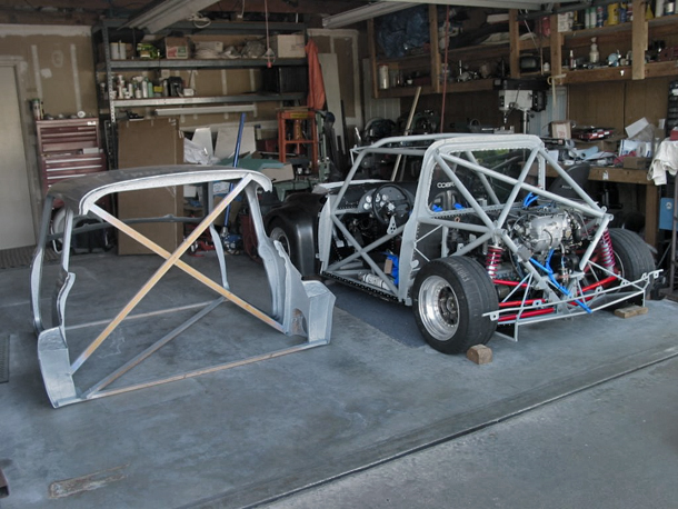 Kit Car Build Threads
