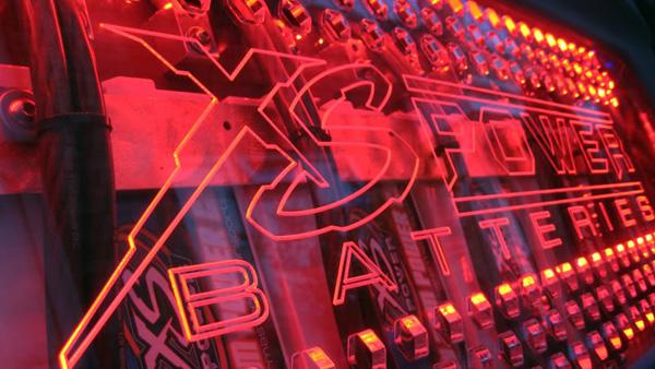 Chevy Astro audio build
