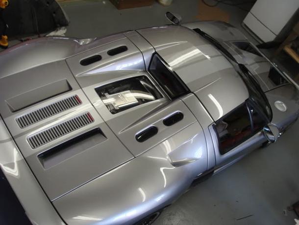 Ford GTX1 Hard-Top
