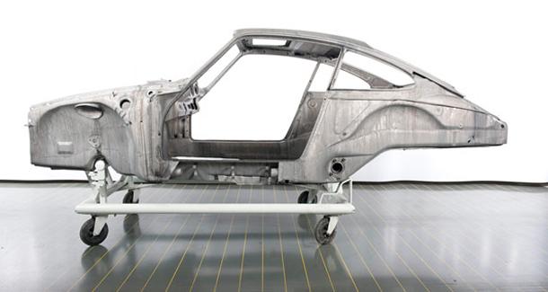 Official Porsche Restoration Update