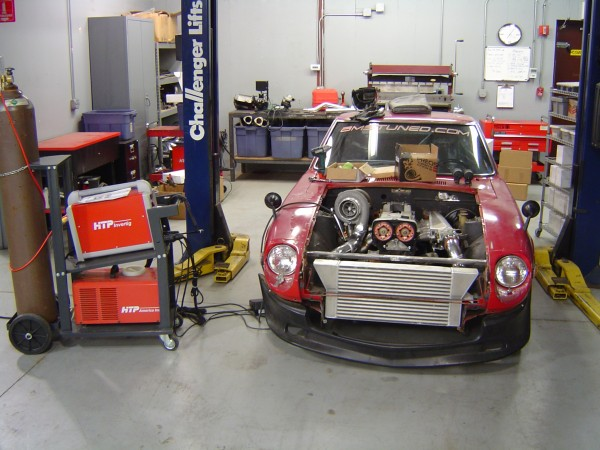 AMS 280Z 2JZ – Build Threads