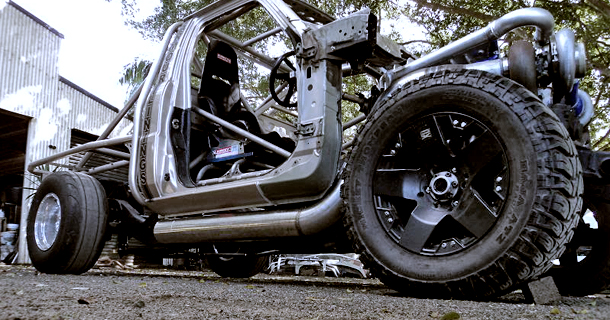 Nissan Patrol Duramax V8TT