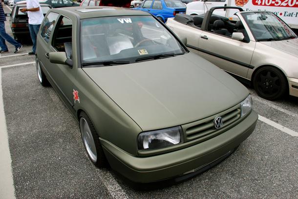 Mk3 VW Golf – Roxy