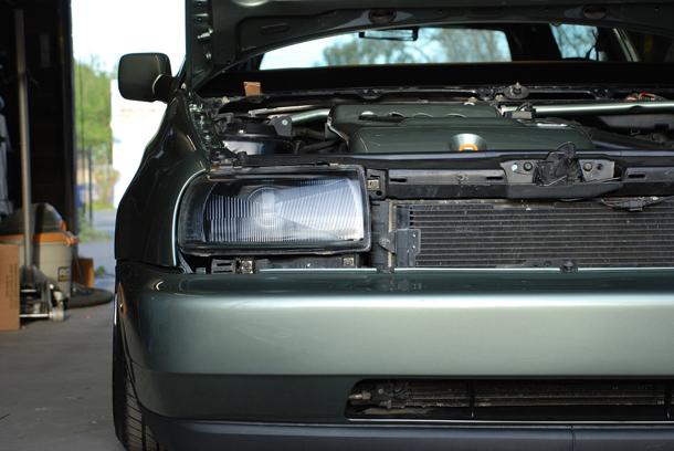 Deja-Vu Mk3 VW GTI