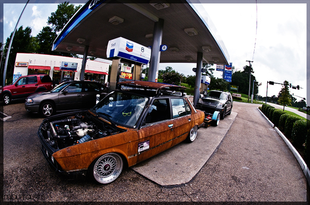 Rusty Road-Trip