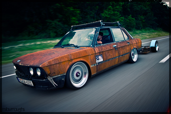 Rolling Rust…