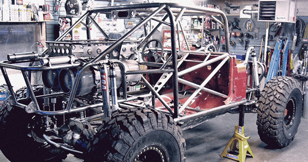 Jeep Buggy Racer