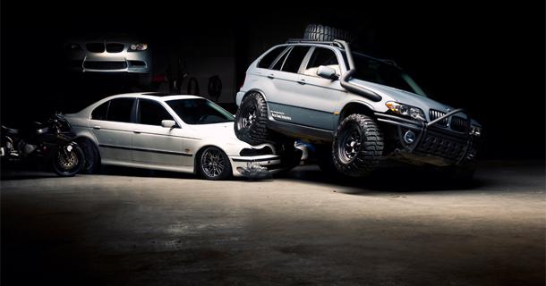 FMU BMW X5