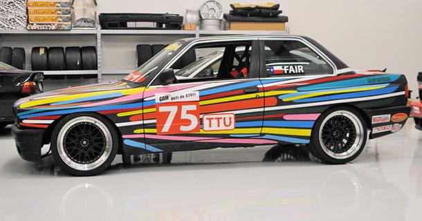 BMW E30 V8 $2010 Challenge
