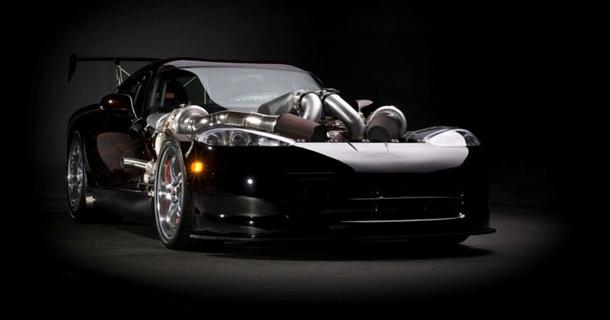 Twins Turbo Motorsports Viper