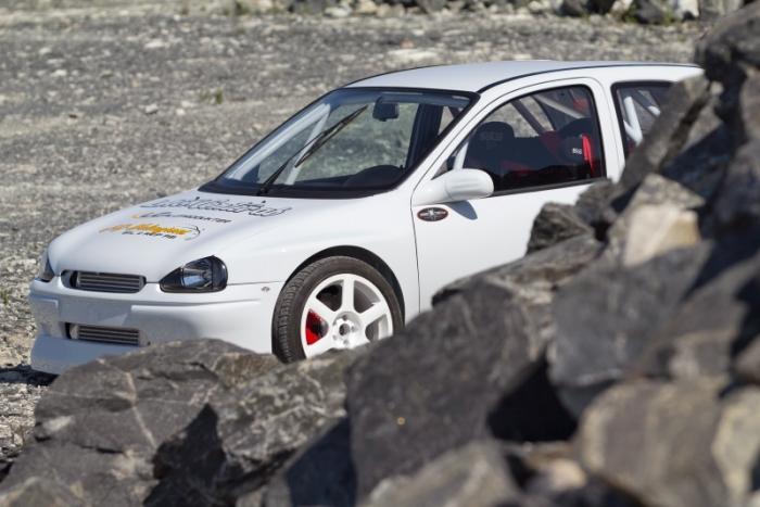 Opel Corsa AWD