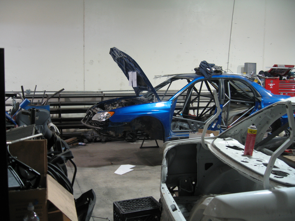 Baja 1000 Subaru WRX