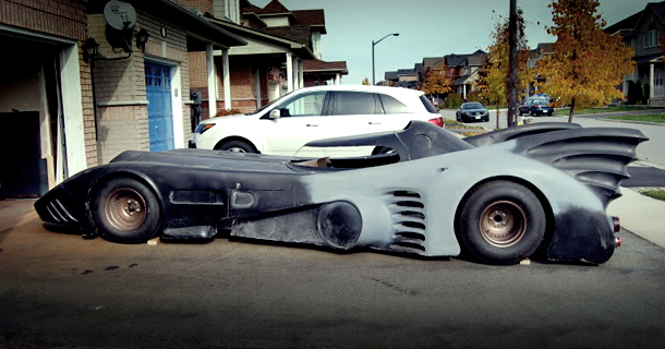 Batmobile…nuff said.
