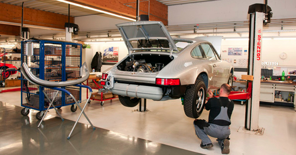 Official Porsche Restoration Update II