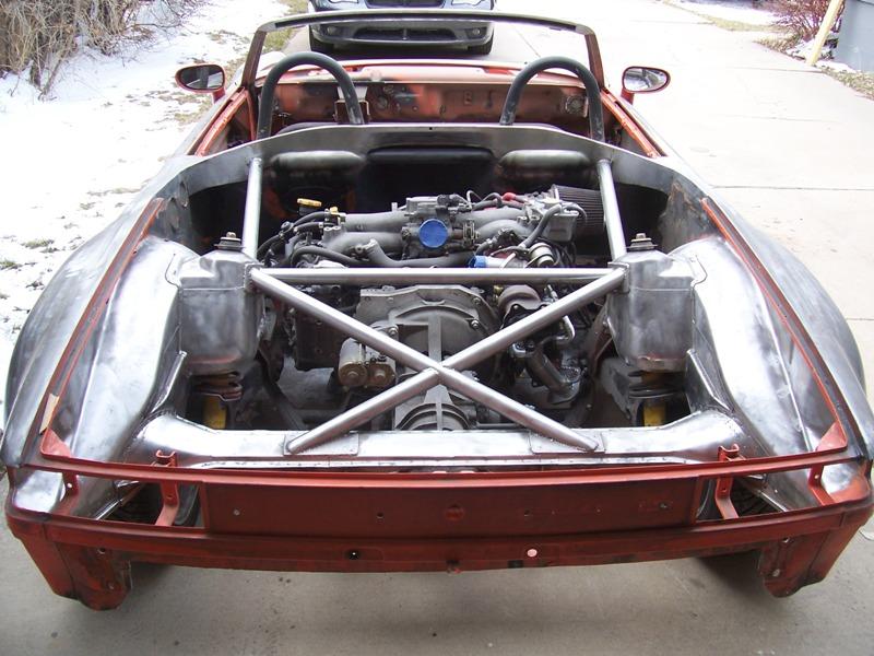 Subaru Build Your Own >> WRX-powered tube-framed Porsche 914 – Build Threads