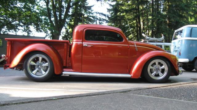 Crystal Lake Vw >> Change of Direction for Project? V8 VW Beetle Truck??? - Hot Rod Forum : Hotrodders Bulletin Board