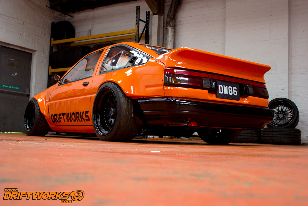 Driftworks 2013 Ascar  Ae86  U2013 Build Threads