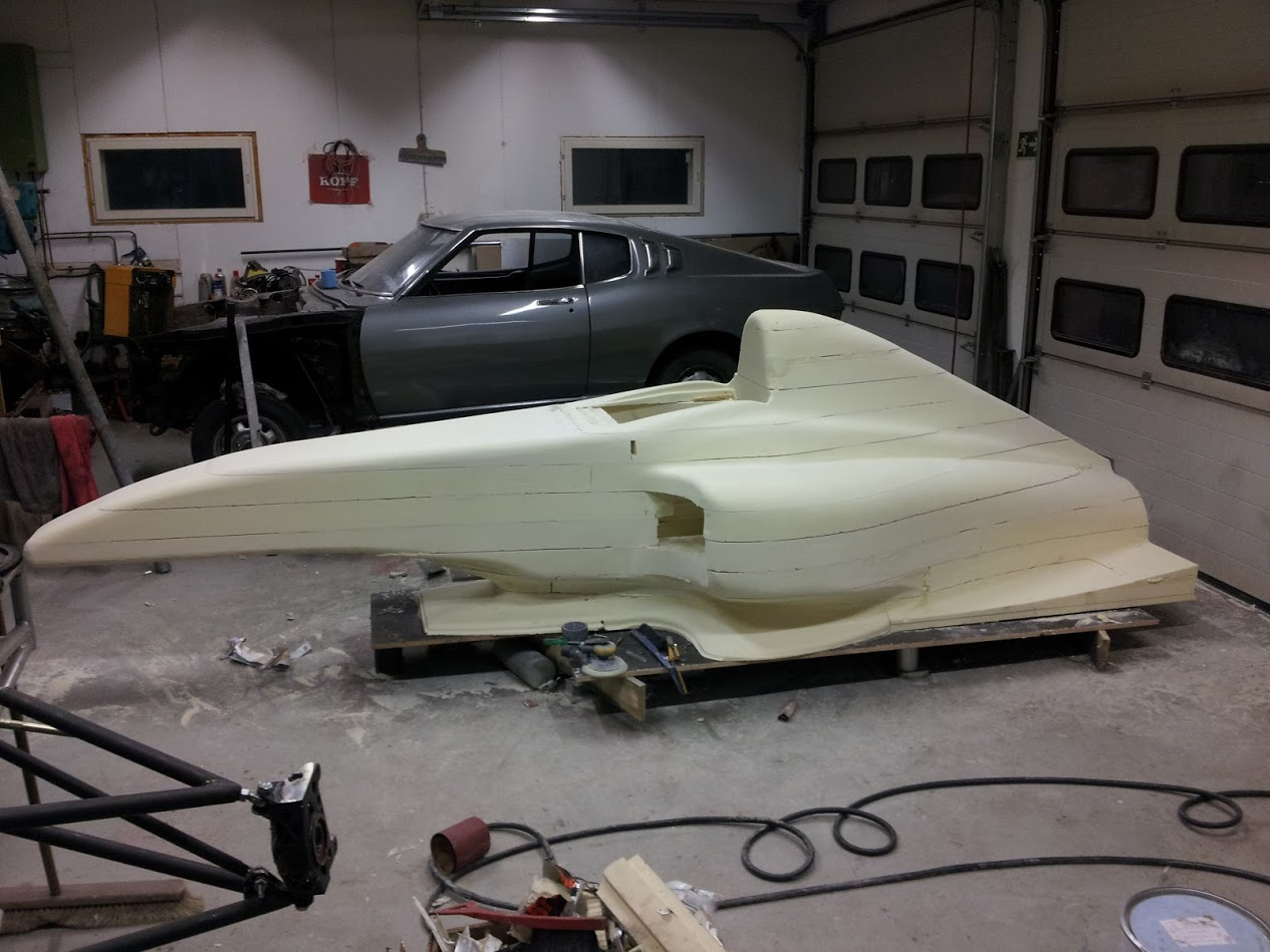 F1300T Hillclimb Racer