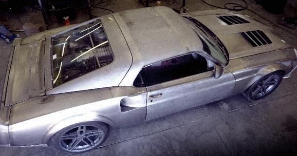 Mach 40 Mustang/GT