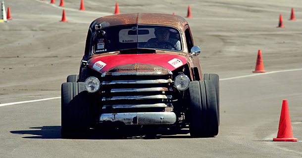 47 Chevy AutoX Truck