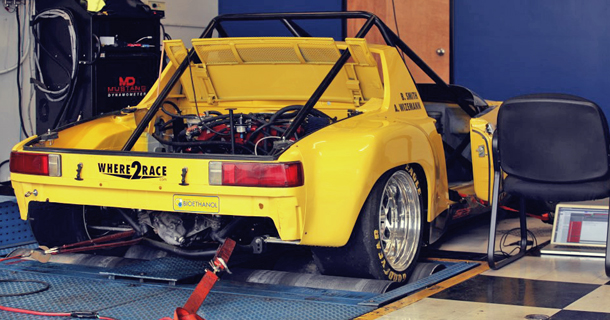 Another WRX powered Porsche 914?