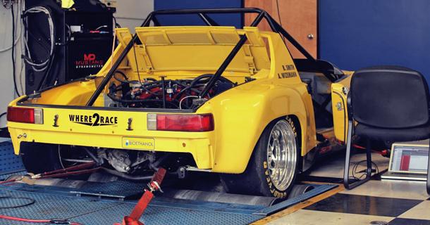 Another WRX powered Porsche 914?