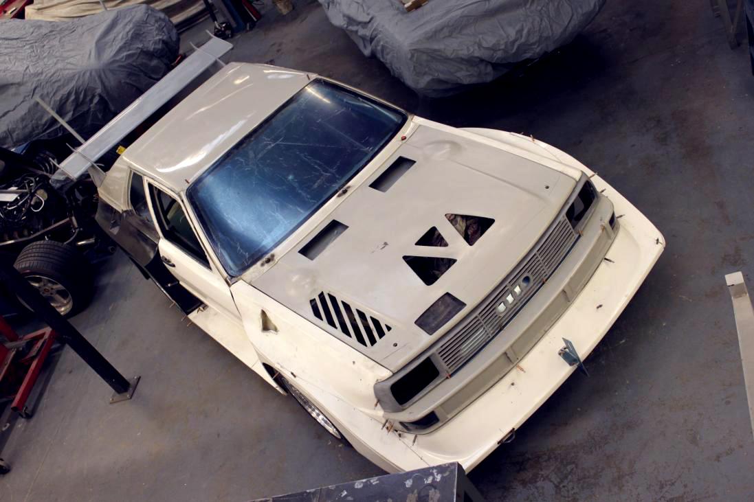 Audi S1 V8 TT