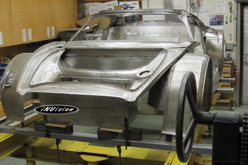 Build A Car From Scratch >> Scratch Built Mid Engined Sports Car Build Threads