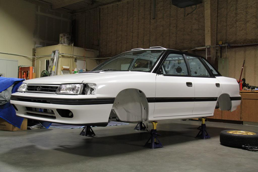 91 Subaru Legacy Rs Type Ra