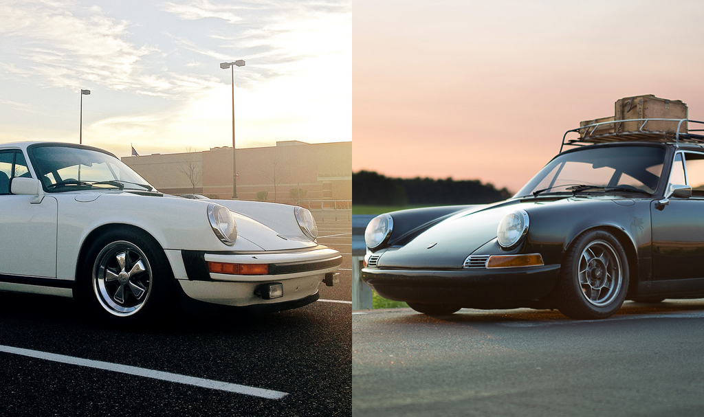 A tale of two 911s