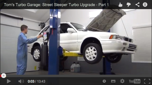 What I'm Watching: Tom's Turbo Garage