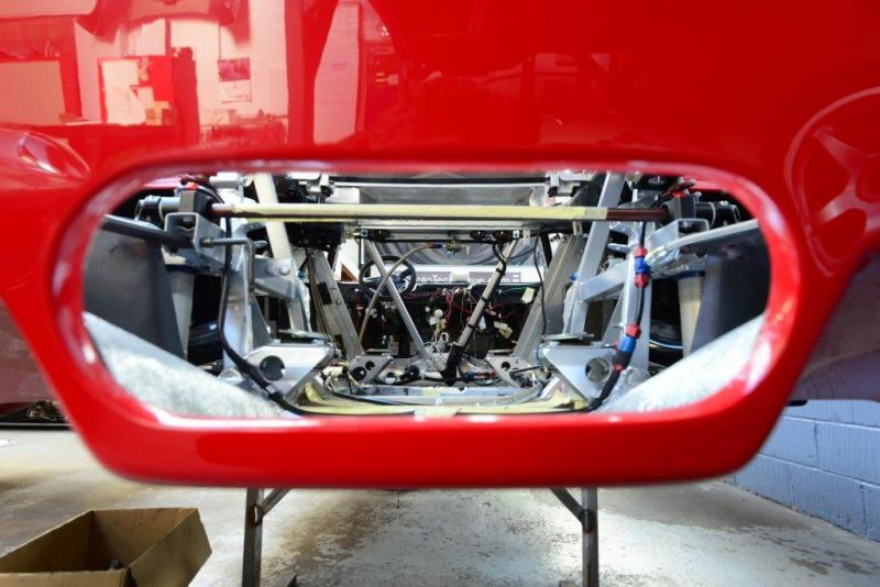 Ferrari F40 LM Restoration Part 3