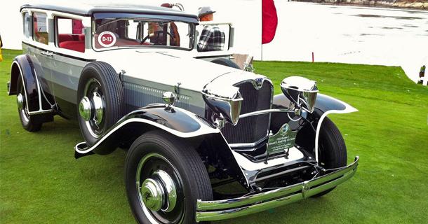 1932 Ruxton Restoration