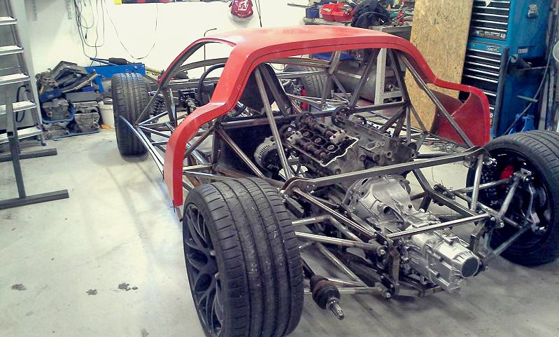 Mazzarini RT V6 – Custom Car Build