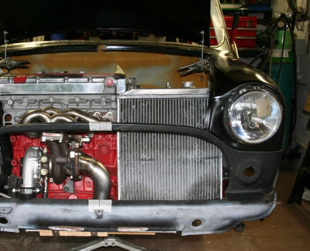 Vauxhall-powered Turbo Mini
