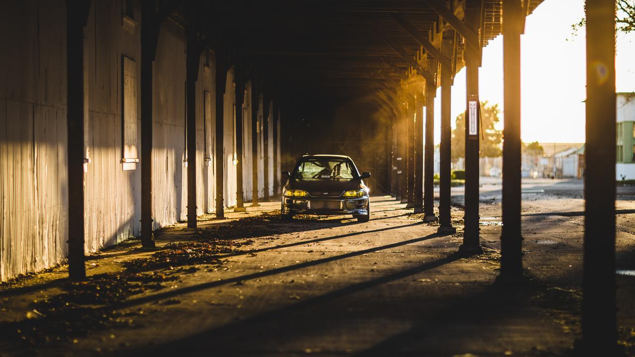 Subaru Impreza 5.0 RWD