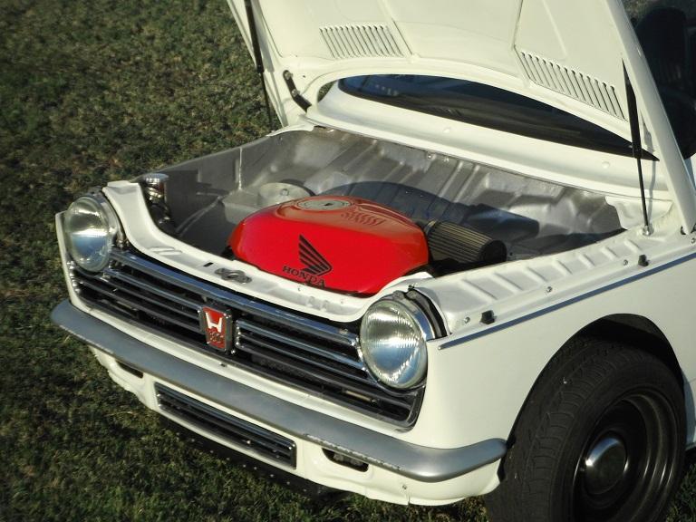 Honda N600 – VFR800 swap!
