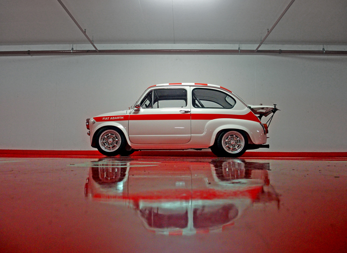 Fiat 850 Abarth Replica
