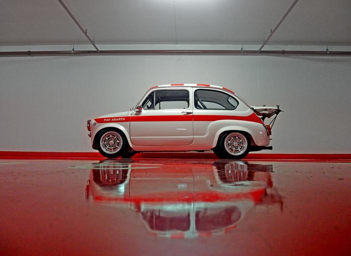 Fiat 850 Abarth Replica