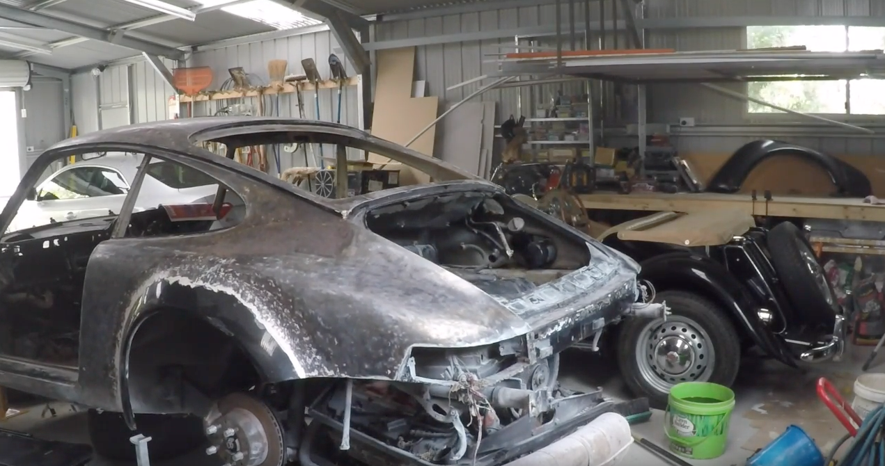 Home Built by Jeff – Porsche 911 [video build]