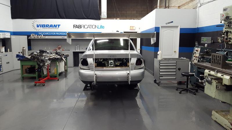 A Fabricator's Project – Audi A4