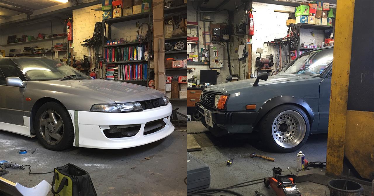 Subaru Brumby/Brat + SVX
