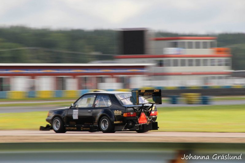Volvo 360 F1 Time-Attack